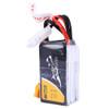 Tattu 11.1V 75C 3S 850mAh Lipo Battery Pack with XT60 Plug