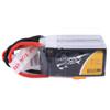 Tattu 850mAh 14.8V 75C 4S1P Lipo Battery Pack with XT60 Plug for monitoring uav
