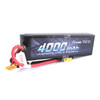 Gens ace 11.1V 50C 3S 4000mAh Lipo Battery Pack with XT60 Plug for RC Truck