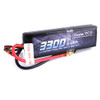 Gens ace 3300mAh 11.1V 50C 3S1P Lipo Battery Pack with XT60 Plug