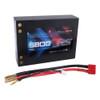 Gens ace 5800mAh 7.4V 100C 2S1P Square lipo battery Racing Series
