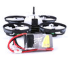 Tattu 800mAh 7.4V 45C 2S1P Lipo Battery Pack with JST-SYP Plug