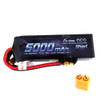 Gens ace 5000mAh 11.1V 50C 3S1P Short-Size Lipo Battery Pack with XT60 Plug Product