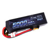 Gens ace 5000mAh 11.1V 50C 3S1P Short-Size Lipo Battery Pack with XT60 Plug