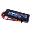 Gens ace 5000mAh 11.1V 50C 3S1P Short Size Lipo Battery Pack