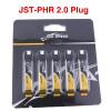 Tattu 220mAh 3.7V 45C 1S1P Lipo Battery Pack with JST-PHR 2.0 Plug (5pcs)