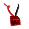 Red Plug Paired to JST-SYP Plug