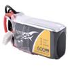 Tattu 600mAh 7.4V 45C 2S1P Lipo Battery Pack with JST-SYP Plug for Drone UAV