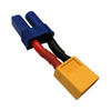 XT60 Male to EC5 Female Plug Wire Conversion Adapter