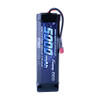 Gens Ace 5000mAh 8.4V Ni-MH Battery Flat Style with Deans Plug
