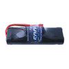 Gens Ace 5000mAh 8.4V Ni-MH Battery Hump Style with Deans Plug for RC Hobby