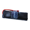 Gens Ace 5000mAh 8.4V Ni-MH Battery Hump Style with Deans Plug