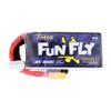Tattu FunFly 1550mAh 100C 14.8V 4S1P lipo battery pack with XT60 Plug Product