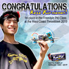 Tattu Funfly got the NO.1 in the Freestyle Pro Class at the World Coast Throwdown 2019