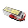 Tattu R-Line 22.2V 5100mah 6S 95C FPV Lipo Battery with AS150 Plug