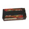 6000mAh 7.6V 130C 2S2P Lipo battery - Gens Redline