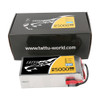 Tattu 22.8V 10C 6S 25000mAh Lipo Battery with AS150+AS150 Plug for UAV