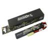 Gens ace 25C 1000mAh 2S1P 7.4V Airsoft Battery with Tamiya Plug