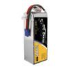 Tattu 22.2V 30C 6S 10000mAh Lipo Battery Pack with EC5 Plug for VTOL