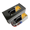 Tattu 22.2V 30C 6S 10000mAh Lipo Battery Pack with EC5 Plug for Helicopter
