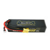 Gens ace Bashing Pro 11.1V 100C 3S 8000mah Lipo Battery Pack with EC5 Plug for Arrma