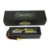 Gens ace Bashing Pro 14.8V 100C 4S2P 11000mah Lipo Battery Pack with EC5 Plug for Arrma