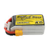 Tattu R-Line Version 4.0 1300mAh 22.2V 130C 6S1P Lipo Battery Pack with XT60 Plug