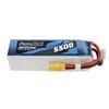Gens ace 5500mAh 22.2V 60C 6S1P Lipo Battery Pack with XT90-S Plug
