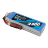 Gens Ace 3300mAh  45C 4S1P 14.8V Lipo Battery Pack with Deans Plug