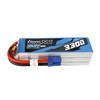 GensAce  3300mAh 22.2V 60C 6S Lipo Battery Pack with EC5 Plug