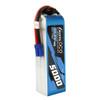 Gens Ace 5000mAh 6S1P 45C 22.2V  LiPo Battery Pack with EC5 Plug