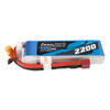 Gens ace 2200mAh  45C 7.4V 2S1P Lipo Battery Pack with Deans Plug