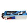 Gens ace 22.2V 6S 60C 5000mah Lipo Battery Pack with EC5 Plug