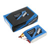Gens ace 3800mAh 2S1P 7.4V TX Lipo Battery Pack with JST-SYP Plug for the QX7