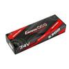 Gens ace 5300mAh 7.4V 60C 2S1P HardCase Lipo Battery Pack 10#