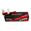 Gens ace 5300mAh 11.1V 60C 3S1P HardCase Lipo Battery 15# with Deans Plug