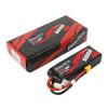 Gens ace 5000mAh 11.1V 60C 3S1P Short-Size Lipo Battery Pack with XT60 Plug