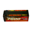 Gens ace 7500mAh 4S1P HardCase 130C 15.2V Lipo Battery Pack #50 for RC Cars Racing Series