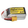 Tattu R-Line Version 4.0 850mAh 14.8V 130C 4S1P Lipo Battery Pack with XT60 Plug for FPV