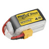 Tattu R-Line Version 4.0 850mAh 14.8V 130C 4S1P Lipo Battery Pack with XT60 Plug for rc hobby