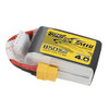 Tattu R-Line Version 4.0 850mAh 14.8V 130C 4S1P Lipo Battery Pack with XT60 Plug for RC