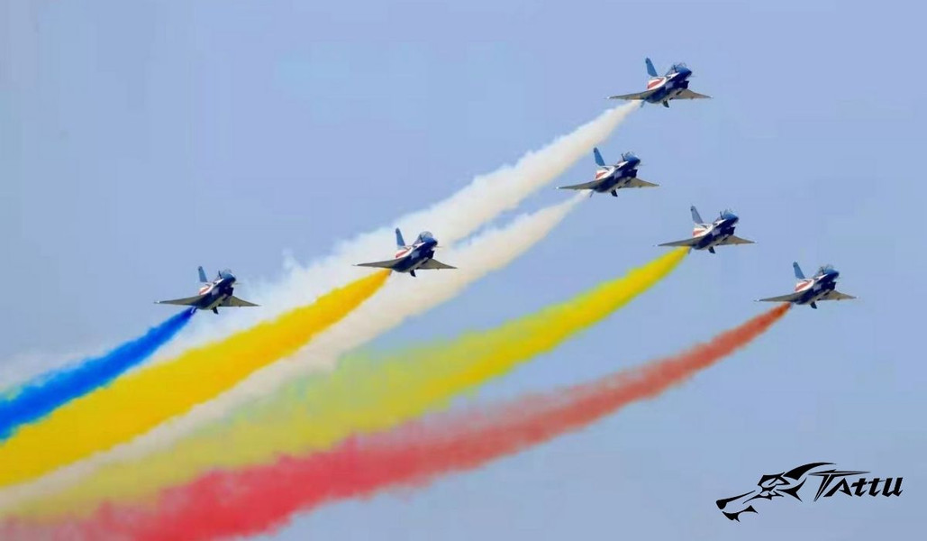 The 13th China International Aviation & Aerospace Exhibition   Tattu is here