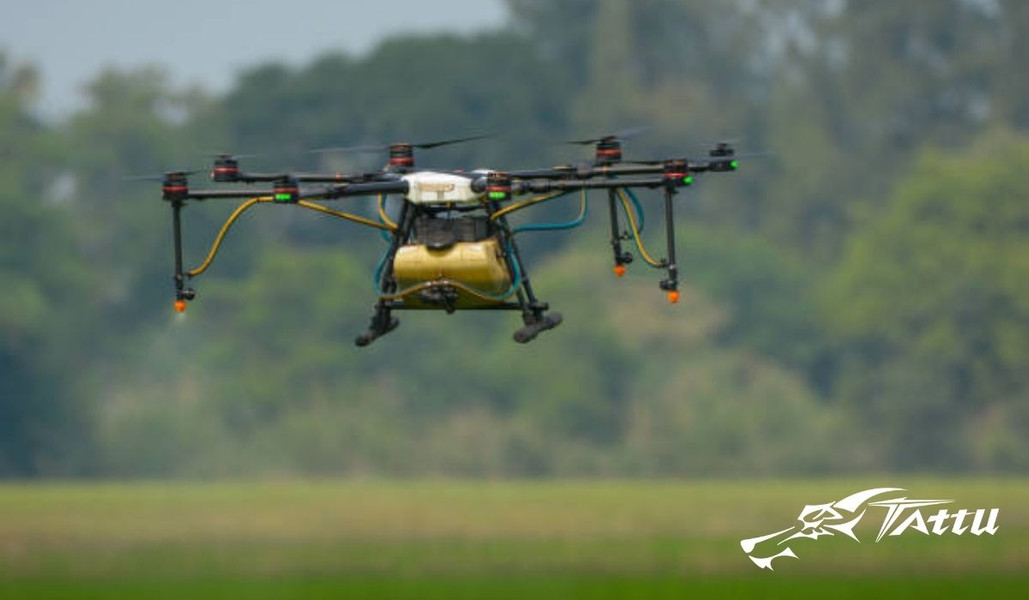 What are the advantages of Agricultural Spraying Drones?
