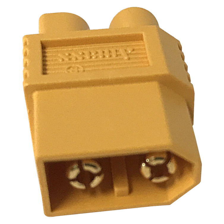 XT60 Male to EC3 Female Plug Conversion Adapter