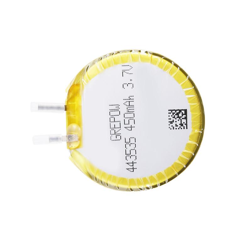 Grepow 3.7V 450mAh LiPo Round Shaped Battery 4435035