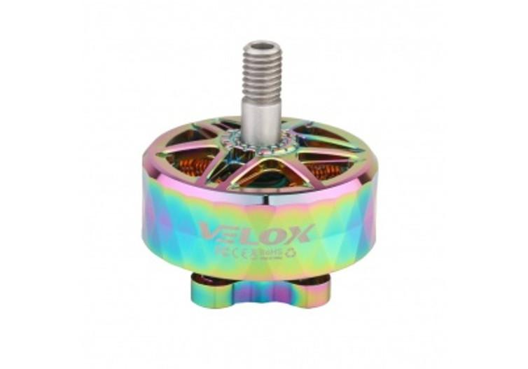T-motor VELOX V2207.5 KV1750 rainbow color