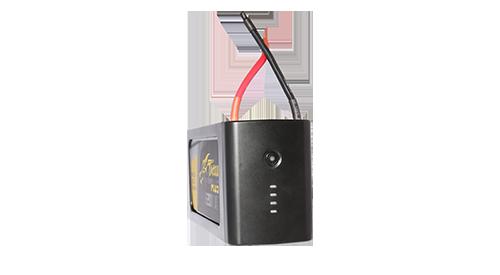 Tattu Plus 22.2V 25C 6S Lipo Battery 10000mAh with AS150+XT150 Plug (new version)