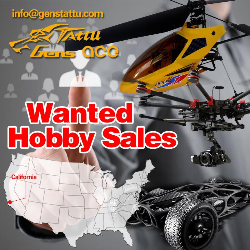 gensace recruitment, hobby sales,