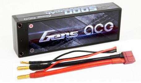 7.4V 5000mAh lipo battery