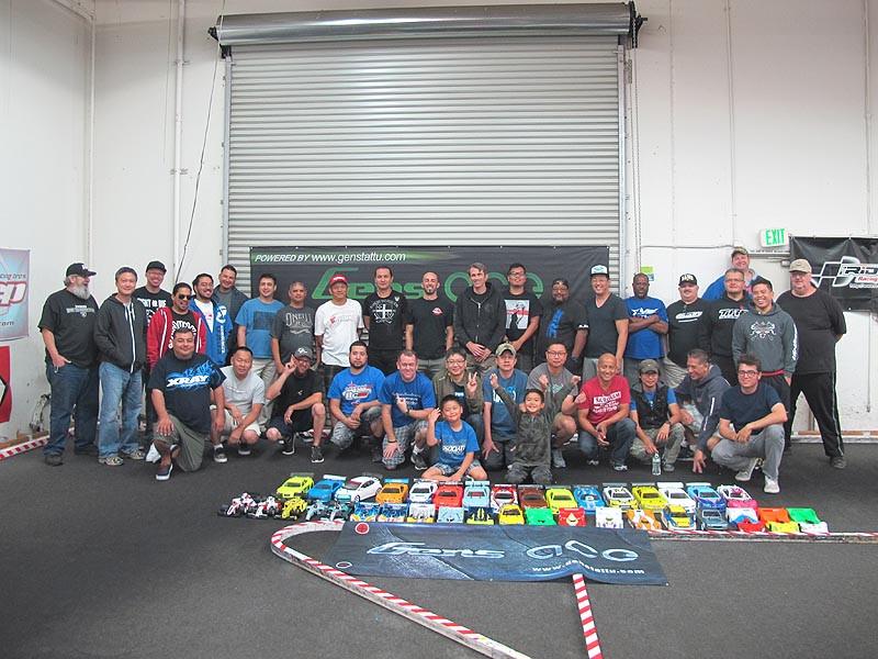 2016 TQ Raceway Gens Ace Championship